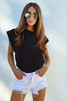 Tričko Rutilo čierne