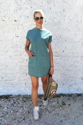 Šaty Sansone mentolové