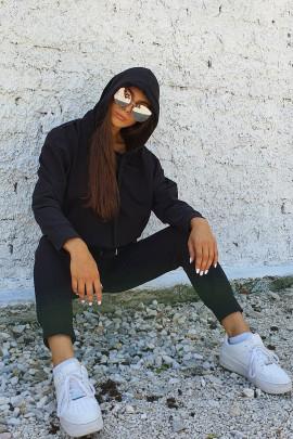 Mikina Mara čierna