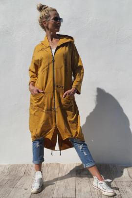 Mikina Ramona  žltá