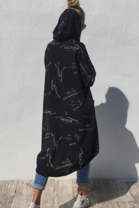 Mikina Ramona čierna