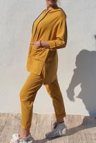 Tepláky Rosella žlté