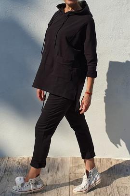 Mikina Colombo čierna