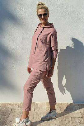 Mikina Colombo ružová