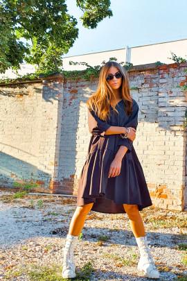 Šaty Verena čierne