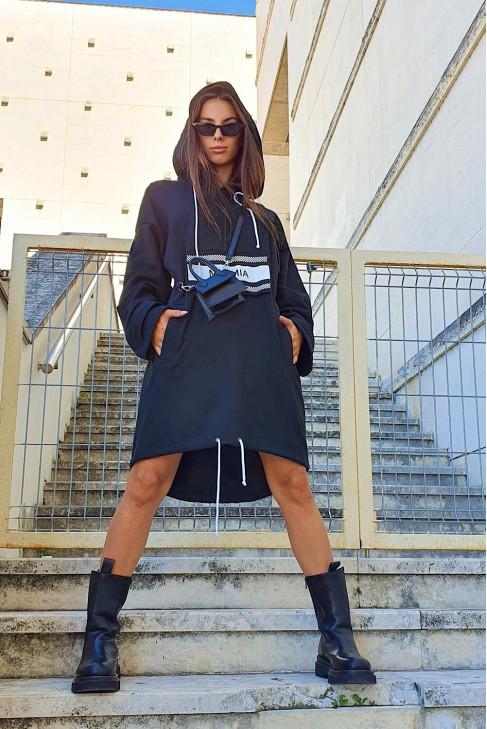 Šaty Arthur čierne