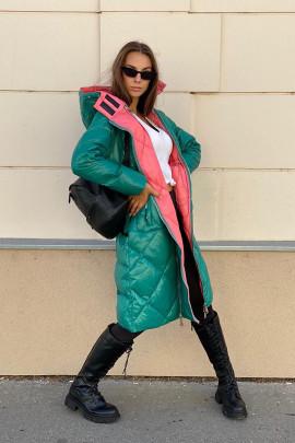Páperová bunda Agape