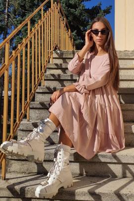 Šaty Lieta ružové