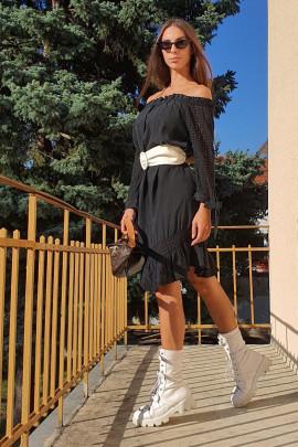 Šaty Regina čierne
