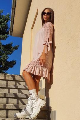 Šaty Regina ružové