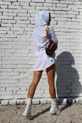 Mikina Jordan biela