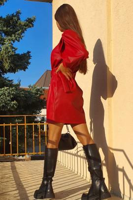 Šaty Orlando bordové