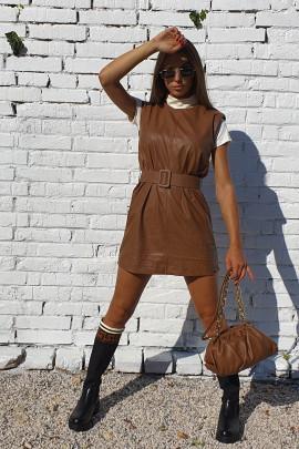 Šaty Dia kamel