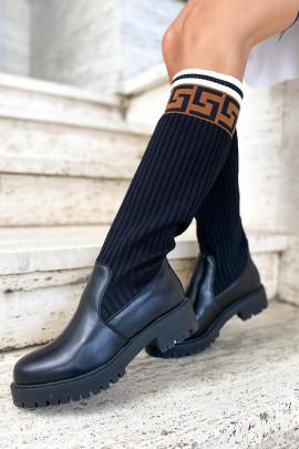 Čižmy 08 ponožkové