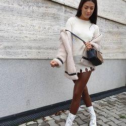 Nová kolekcia v našich predajniach. ALLORA fashion concept  #ALLORA #alloragang #slovenka #slovakgirls #czechgirls #love #luxus #madeinitaly #italianshop #italyfashion #novakolekcia #zimnabunda #zima #ootd #dnesobliekam #dnesnosim