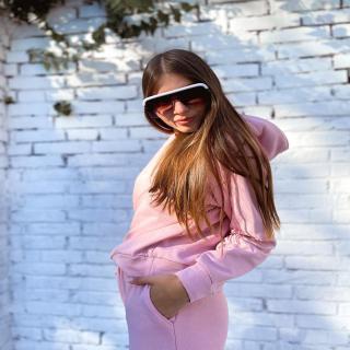 Teplákoviek nie je nikdy málo🤔  nájdeš na našom webe www.allora.sk / cz • • • • • • • #ootd #fashionootd #fashioninspo #inspofashion #ootdinspo #styleinspiration #fashionideas #ootdgoals #pinkootd #fashionoutfits #pink #nitra #prague #bratislava